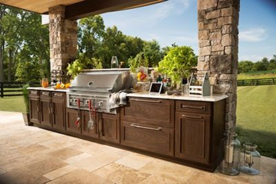 Deck Furniture, Pergolas and Outdoor Kitchens | Trex