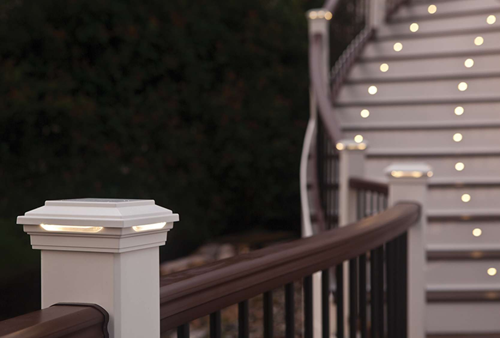 Trex Outdoor Lighting Product Page Hero Image