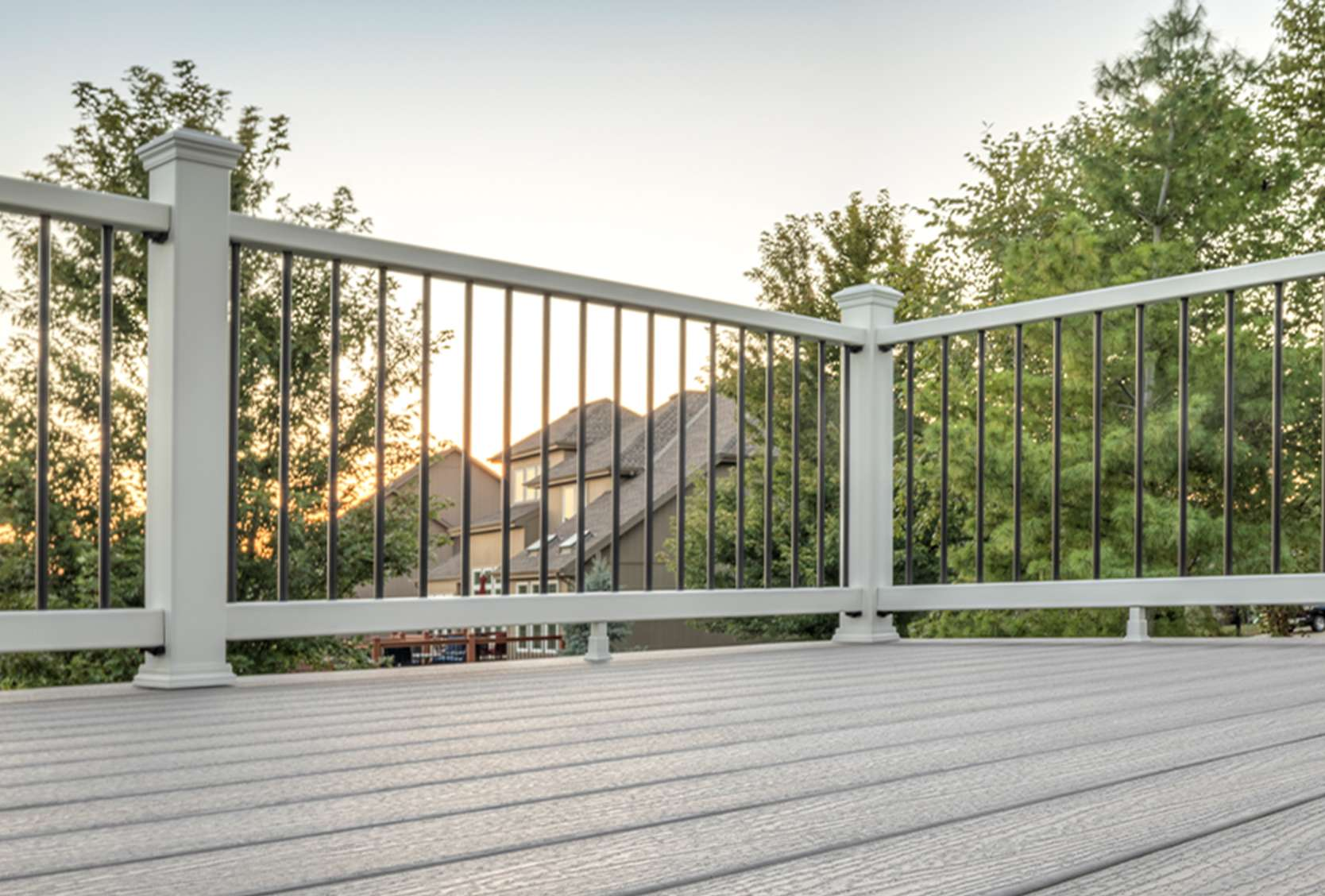 Trex Products Railing Select Hero Image