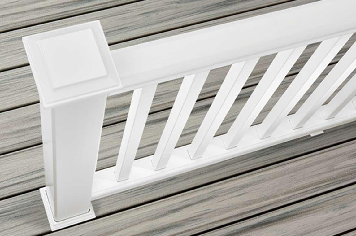 Look A: Rail kit