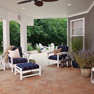 Trex est votre destination pour une charpente de terrasse et un drainage de qualité supérieure.