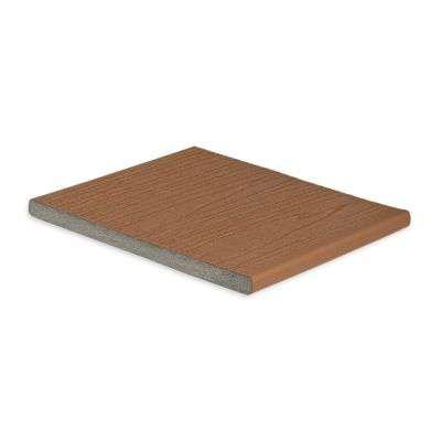 planche de bordure de terrasse trex select en saddle 1x12