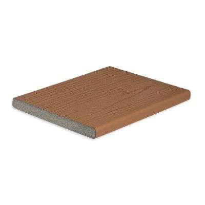 planche de bordure de terrasse trex select en saddle 1x8