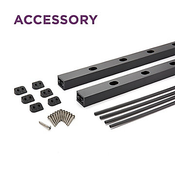 "Picture of Trex Signature® Rod Rail Vertical Kit in 42"" Stair"