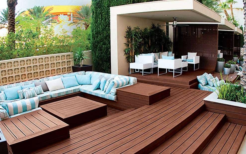 Trex Deck Commercial Installations   Trex on Backyard Trex Deck Ideas id=29828