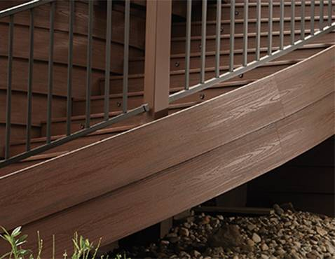 Decking Products Materials Amp Deck Boards Trex