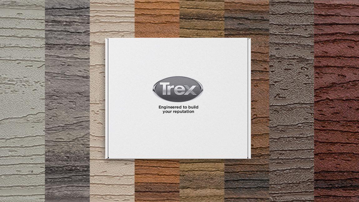 Trex Transcend Swatch Box 2X