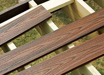 Wood Substructure